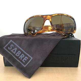 セイバー(SABRE)のSABRE セイバー サングラス BLACK OUT SV54-23J(サングラス/メガネ)