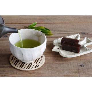 【送料無料】特上・煎茶白折100g詰×2本と特上・玉露白折100g詰×1本(茶)