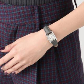イエナ(IENA)のベイクルーズ購入HIROB腕時計(腕時計)