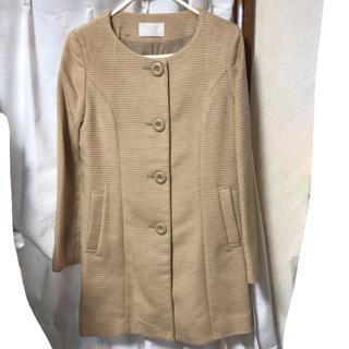 エニィスィス(anySiS)の【最終お値下げ‼︎】新品♡ any sis コート(ロングコート)