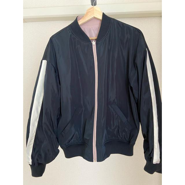 one*way(ワンウェイ)のブルゾンパーカー レディースのジャケット/アウター(ブルゾン)の商品写真