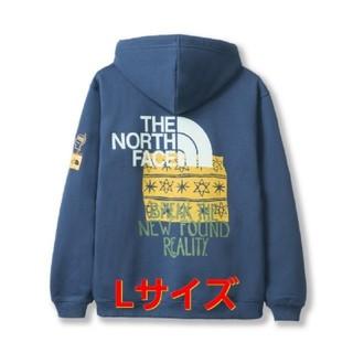 ザノースフェイス(THE NORTH FACE)のLサイズ TNF Brain dead  PO Hoodie ①(パーカー)