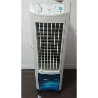 テクノス(TECHNOS)のテクノス 冷風扇 スリムタイプ TCW-010 扇風機・冷風機(扇風機)