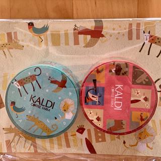 カルディ(KALDI)のKALDI オリジナルマスキングテープ(その他)