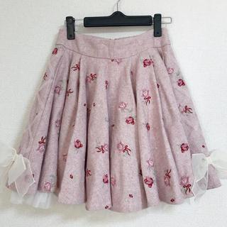 ロディスポット(LODISPOTTO)のmille fille closet by LODISPOTTO 花柄スカート(ミニスカート)