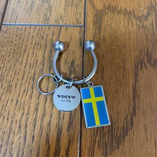 ボルボ(Volvo)のVOLVO ボルボ キーホルダー(車外アクセサリ)