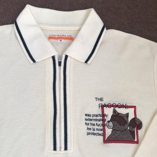 カステルバジャック(CASTELBAJAC)のカステルバジャック 長袖 ポロシャツ レディース 2(ポロシャツ)