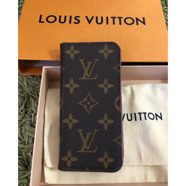 LOUIS VUITTON - ルイヴィトン♡iPhone8ケースの通販