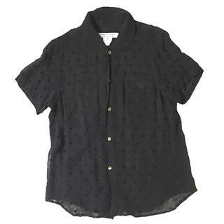 コムデギャルソン(COMME des GARCONS)のコムコムのブラウス(シャツ/ブラウス(半袖/袖なし))
