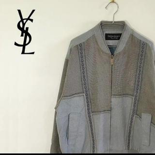 イヴサンローランボーテ(Yves Saint Laurent Beaute)の【YSL】イヴ・サンローラン スイングトップ(ブルゾン)