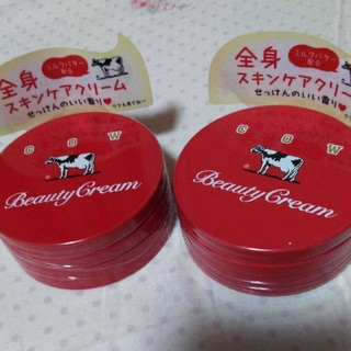 ギュウニュウセッケン(牛乳石鹸)の牛乳石鹸 ビューティークリーム(ボディクリーム)