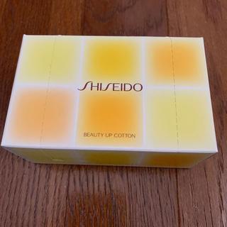 シセイドウ(SHISEIDO (資生堂))のSHISEIDO ビューティーアップコットン28入 新品未使用です (コットン)