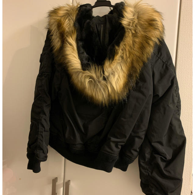 moussy(マウジー)のマウジーMA1 レディースのジャケット/アウター(ブルゾン)の商品写真