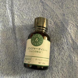 セイカツノキ(生活の木)のジンジャーオイル チェーンメーカー (ボディオイル)