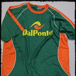 ダウポンチ(DalPonte)のダウポンチ DalPonte 半袖ピステ上下 ブラジルモデル(ウェア)