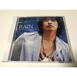 020121★ Rain(ピ) Rain's Drama Soundtrack(テレビドラマサントラ)