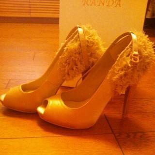 RANDA パーティー靴(ハイヒール/パンプス)