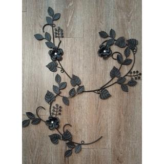 ベルメゾン(ベルメゾン)のゆーぴい様専用 アイアン 壁飾り(インテリア雑貨)