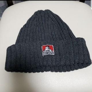 ベンデイビス(BEN DAVIS)の美品 BEN DAVIS ニット帽(ニット帽/ビーニー)