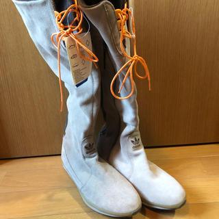 アディダス(adidas)のアディダス ブーツ 25cm 新品(ブーツ)