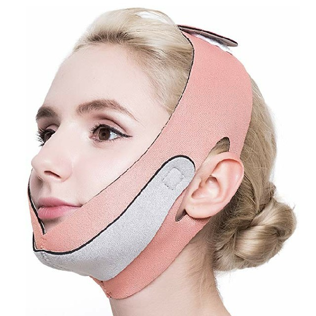 小顔 ベルト リフトアップ フェイスマスク グッズ メンズ レディースの通販