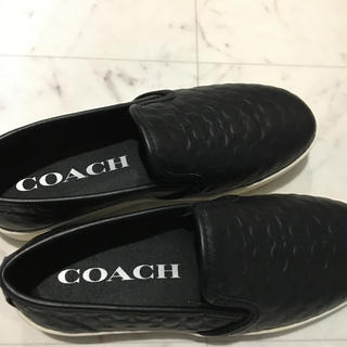 コーチ(COACH)のcoachスリッポン✨(スリッポン/モカシン)