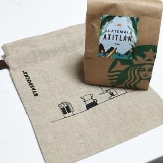 スターバックスコーヒー(Starbucks Coffee)のコーヒー豆(コーヒー)