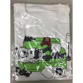 キヨ猫 Tシャツ メンズ ホワイト(Tシャツ/カットソー(半袖/袖なし))
