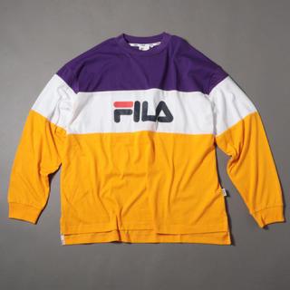 フィラ(FILA)のFILA 長袖Tシャツ(Tシャツ(長袖/七分))