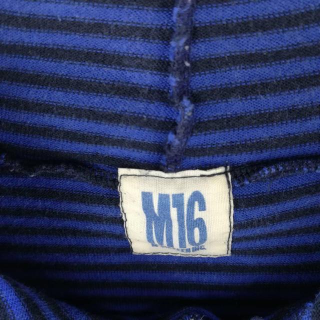 M16(エムシックスティーン)の専用 90s エムシックスティーン スウェットパーカー ロゴ カジュアル ビッグ メンズのトップス(パーカー)の商品写真