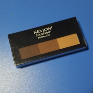 レブロン(REVLON)のレブロン カラーステイブロウメーカー(パウダーアイブロウ)