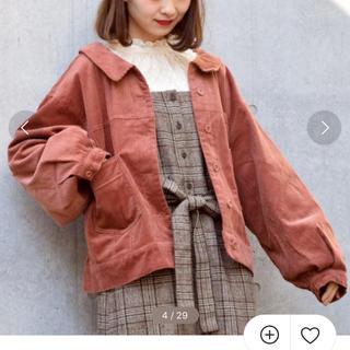 w closet - w closet ♡ バックリボン ジャケット アウター