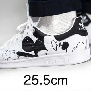 アディダス(adidas)の【25.5cm】ディズニー/アディダス スニーカー スタンスミス(スニーカー)