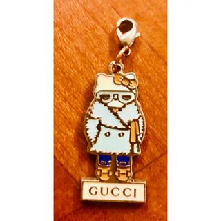 グッチ(Gucci)のレア⭐︎Hello kitty×GUCCI⭐︎コラボ⭐︎キーホルダー(チャーム)