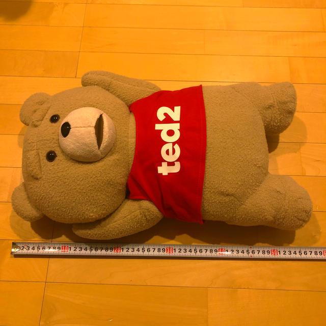 ted2のぬいぐるみ エンタメ/ホビーのおもちゃ/ぬいぐるみ(ぬいぐるみ)の商品写真