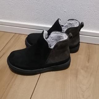 グローバルワーク(GLOBAL WORK)のショートブーツ 16cm(ブーツ)