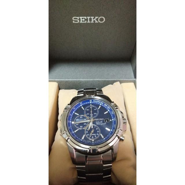 時計 コピー ロレックス u番 / SEIKO - 【売約中】SEIKO ソーラー V172-0AJ0 の通販