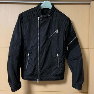 モンクレール(MONCLER)の国内正規品 モンクレール ライダースジャケット サンローラン セリーヌ プラダ (ライダースジャケット)