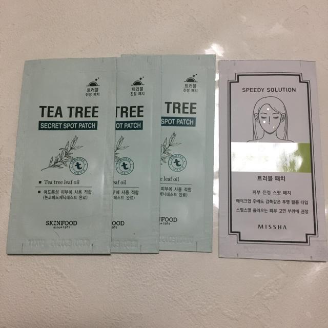 MISSHA(ミシャ)のニキビパッチ5枚 ミシャ スキンフード コスメ/美容のスキンケア/基礎化粧品(その他)の商品写真