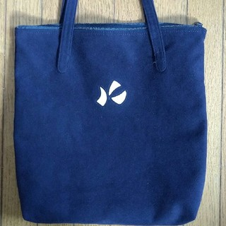 キタムラ(Kitamura)のキタムラ キッズバッグ 収納ポーチ付き(トートバッグ)
