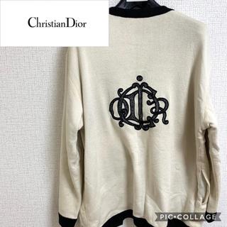 クリスチャンディオール(Christian Dior)のChristian Diorカーディガン(カーディガン)
