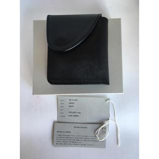 エンダースキーマ(Hender Scheme)のHender Scheme wallet☆エンダースキーマ サイフウォレット(折り財布)