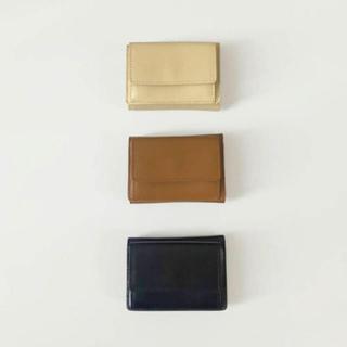 トゥデイフル(TODAYFUL)のTODAYFUL 財布 レザーミニウォレット(財布)