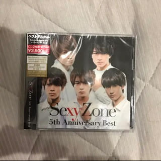 セクシー ゾーン(Sexy Zone)の5th Anniversary Best(アイドルグッズ)