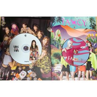 ウェストトゥワイス(Waste(twice))のチェヨン セット  CD 2枚 TWICE(K-POP/アジア)