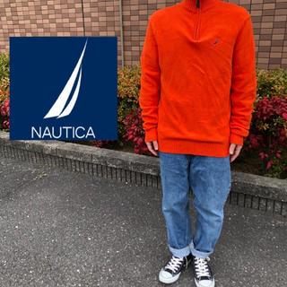 ノーティカ(NAUTICA)のノーティカ ハーフジップ ニットセーター(ニット/セーター)