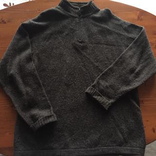 ウールリッチ(WOOLRICH)のウールリッチ 100%ウール セータージャケット XL(ブルゾン)