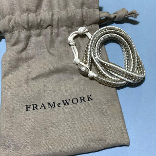 フレームワーク(FRAMeWORK)のブレスレット(ブレスレット/バングル)