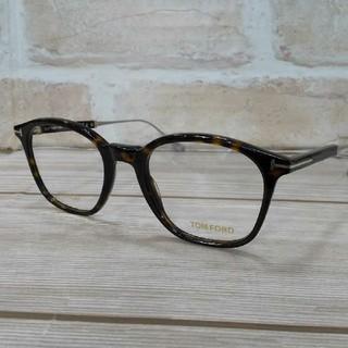 トムフォード(TOM FORD)のトムフォード メガネ デミ ブラウン 日本製 定価約7万 軽量(サングラス/メガネ)