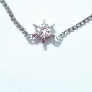 イワタヤ(岩田屋)のダイヤモンドネックレス(ネックレス)